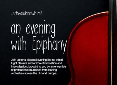 An evening with Epiphany