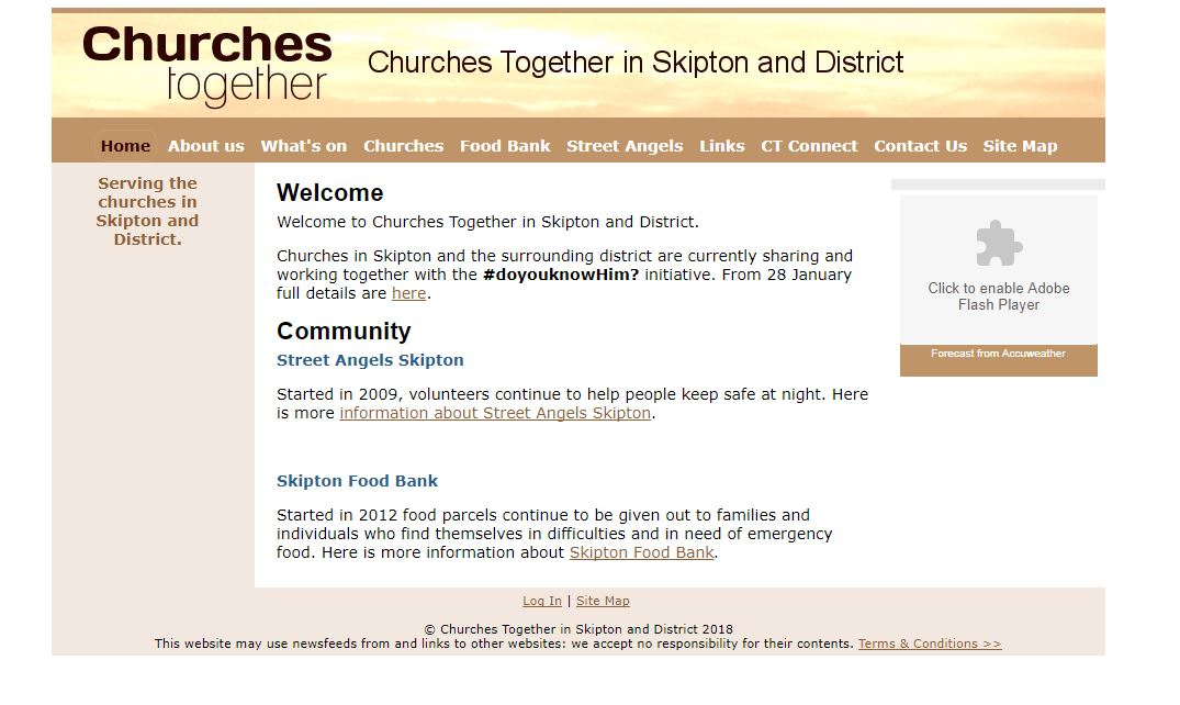 Churches Together in Skipton and District