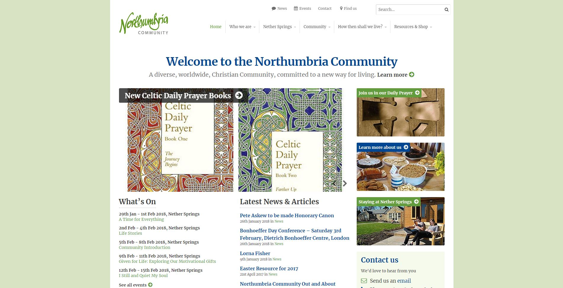 Northumbria Community