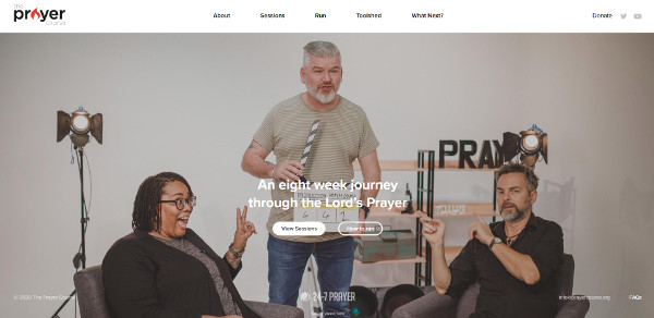 The Prayer Course